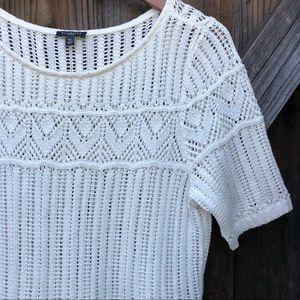 Talbots • Crochet